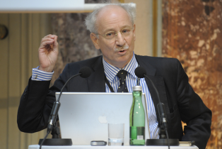 Bernd Marin at 2. Peter Drucker-Forum