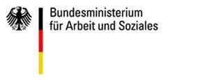 Bundesministerium Arbeit Soyiales Logo klein