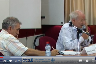 discussant-bernd-marin-video