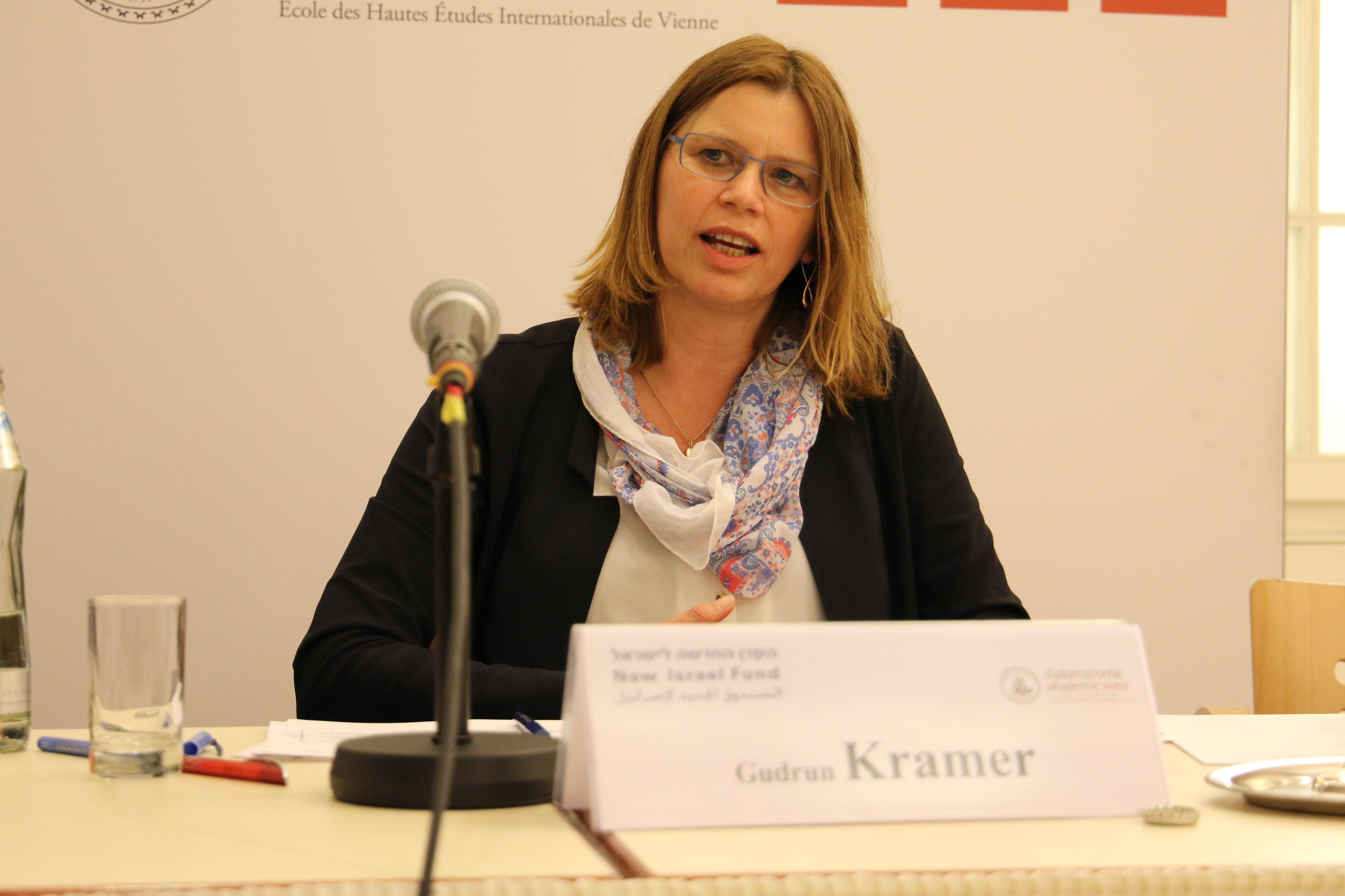 Gudrun Kramer, Director of ASPR
