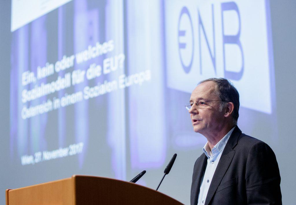 Patrick Kenis, Senior Project Manager Europäisches Bureau Wien