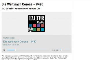 radio podcast Falter 20210326